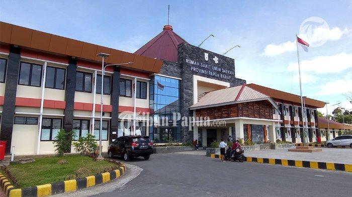 Melebihi Kapasitas, RSUD Provinsi Papua Barat Tutup Layanan Bagi Pasien Positif Covid-19