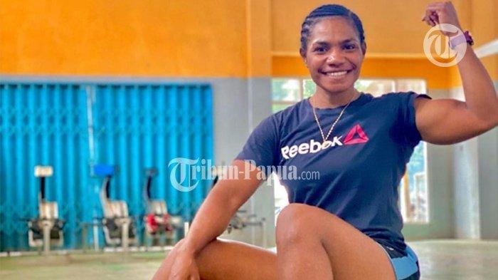 Stevanie Maysche Ibo, Atlet Dayung PON XX Papua Sudah Raih 5 Medali