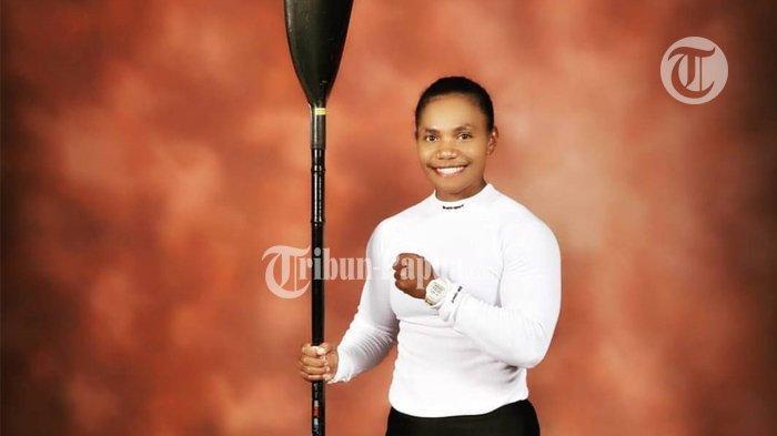 PON XX PAPUA 2021 - Atlet Cabang Olahraga (CABOR) Dayung Stevanie Maysche Ibo (25) memiliki catatan raihan prestasi dengan mengoleksi 4 medali emas dan 1 medali perak.