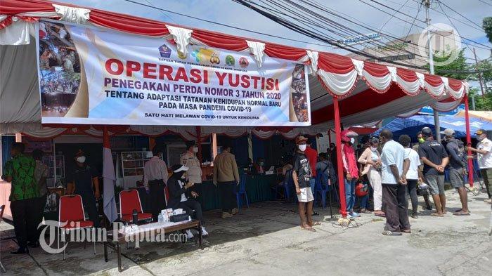Operasi Yustisi: Warga Tak Mampu Bayar Denda, Akan Ditindak