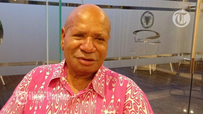 Ramses Wally Ajak Masyarakat Terus Dukung Pelaksanaan PON XX Papua