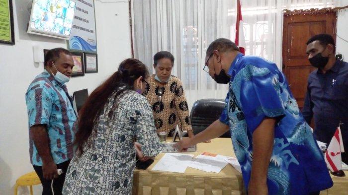 Penerapan Sistem Zonasi Penerimaan Siswa SMP 2 Jayapura Terkendala
