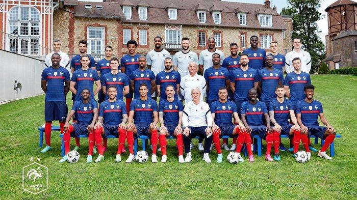 Prancis Ulangi Memori Buruk Piala Dunia 2010