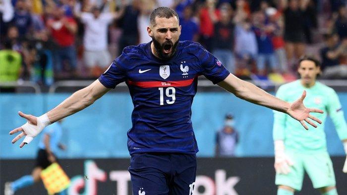 Prancis Tertinggal Lebih Dulu, Berbalik Unggul, Ditahan Imbang 3-3