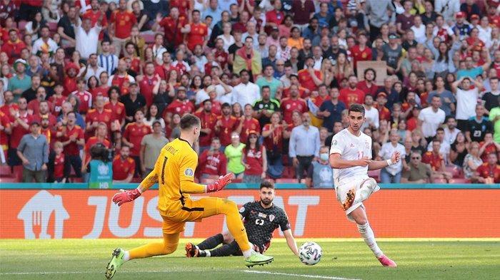 Spanyol Melaju ke Perempat Final Usai Lewati Drama Pinalti