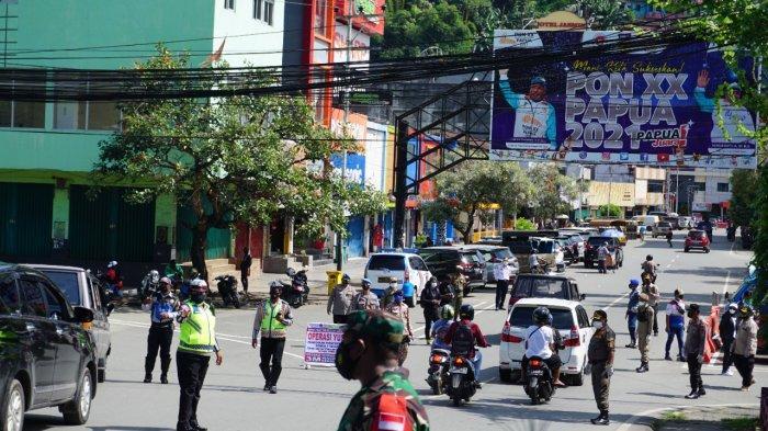 104 Warga Kota Jayapura Terjaring Saat Operasi Yustisi, 71 Sidang Ditempat