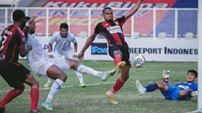 Persipura Kembali Keok 0-1 Atas Arema FC