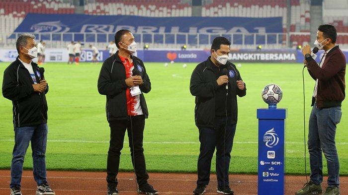Liga 1 Berlanjut, PT LIB: Prokes Diperketat