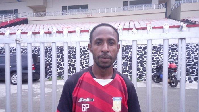 Gerald Pangkali: Persipura Jangan Gantung Nasib Pemain Karena Kasus Indisipliner
