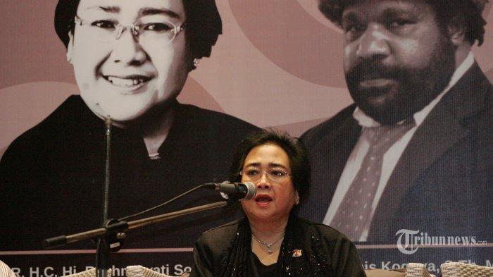 Rachmawati Soekarnoputri Langsung Dimakamkan di TPU Karet Bivak Jakarta Pusat