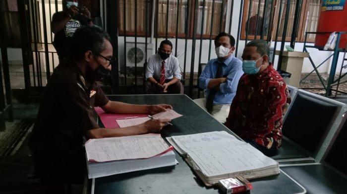Muhammad Markum Ditahan di Rutan Mapolda Papua 20 Hari Sebagai Titipan Jaksa