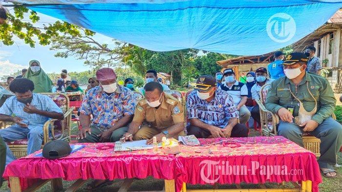 Tokoh Adat Deklarasikan Perlindungan Penyu di Kampung Yewena DepapreJayapura