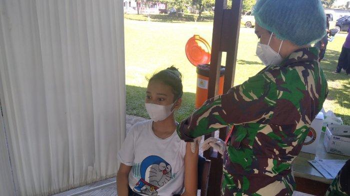 RS Angkatan Udara Biak Berikan Layanan Vaksin Gratis bagi Warga