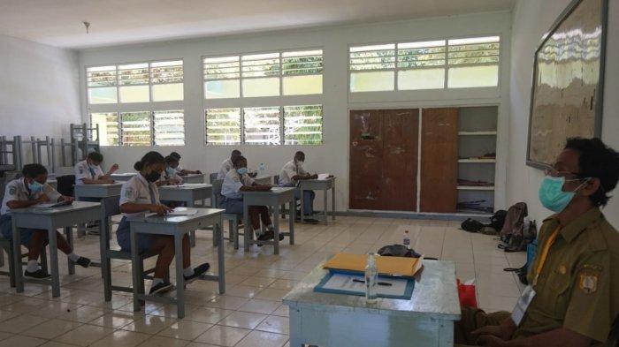 DPPAD Papua Ungkap 20.285 Siswa Lulus Ujian dan 460 Siswa Tidak Lulus Ujian