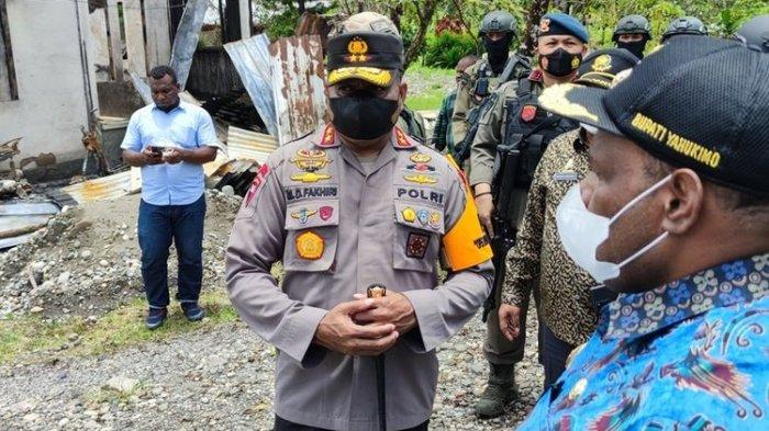 Kepala Suku Kimyal Ditangkap terkait Kerusuhan Yahukimo Papua, Polisi Sita Anak Panah hingga Sajam