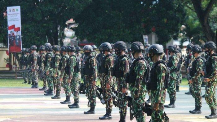 36 Anggota TNI di Papua Barat Positif Virus Corona, Sebagian Besar Tanpa Gejala