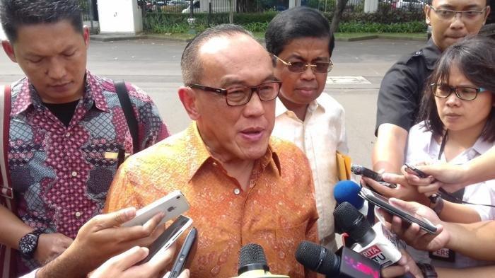 Sebut Kelingking Wiranto Juga Terluka, Aburizal Bakrie: Karena Menangkis Serangan