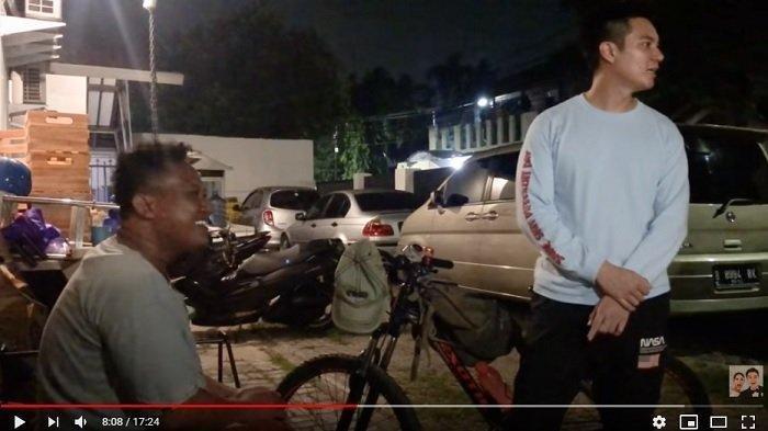 Acun Nekat Bersepeda Klaten-Jakarta 5 Hari demi Bertemu Baim Wong, Jual TV untuk Uang Saku