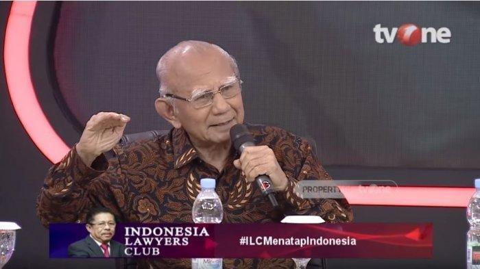 Rizal Ramli Heran Soeharto Gagal, Emil Salim: Di Masa Itu Militer yang Bicara Bukan Ekonom