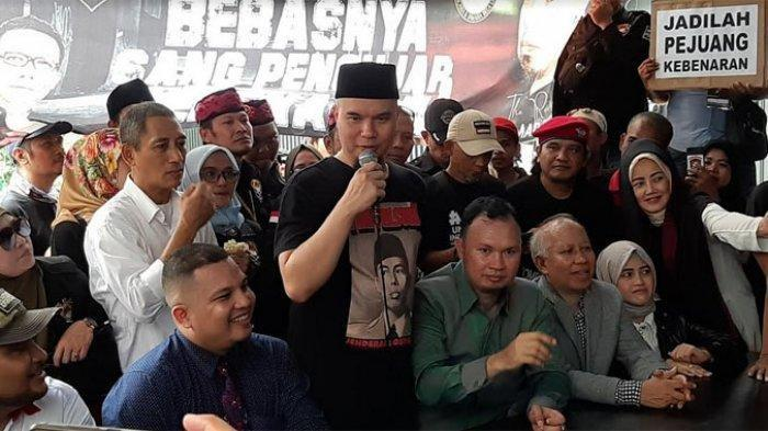 Ahmad Dhani Berencana Bertemu Prabowo, Lieus Sungkharisma: Kami Kejar ke Mana Prabowo Ada