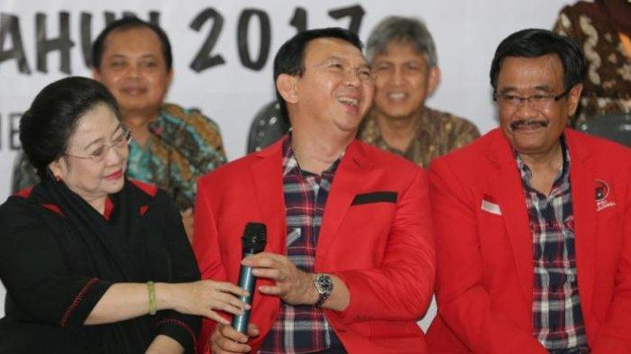 Wasekjen Partai Ungkap Alasan Megawati Sengaja Sebut Nama Ahok saat Pidato di Kongres PDIP