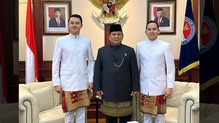 Pamer Foto Bareng Prabowo, Ajudan Sebut Menhan Tampak Diam padahal Sebenarnya Menggerutu, Kenapa?