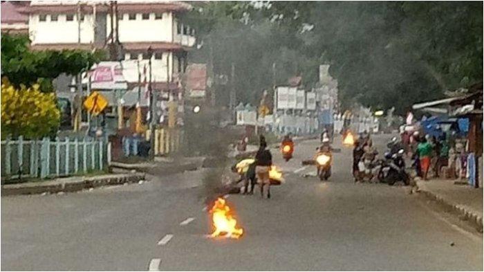 Kerusuhan Pecah di Manokwari, Wagub Papua Barat Beberkan Tuntutan Para Pendemo