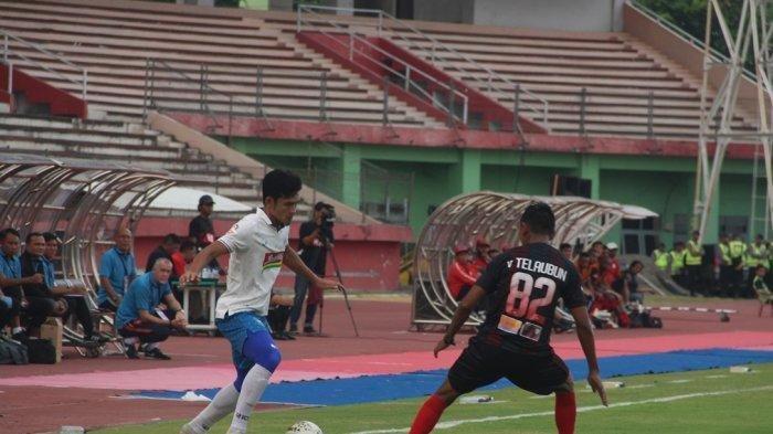 PSIS Gagal Curi Poin Penuh seusai Dibobol 2 Gol oleh Persipura, Ini Kata Pelatih Mahesa Jenar