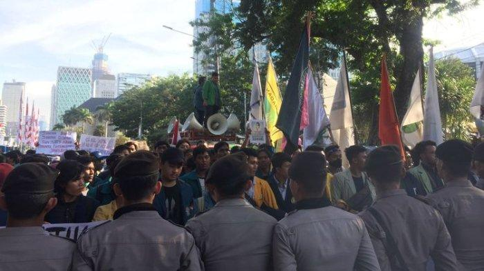 Ketua BEM UGM: Kita Tak Ingin Dikhianati Kedua Kalinya, Jokowi Harus Tuntaskan Janjinya