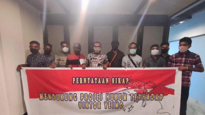 Aliansi Pemuda Merah Putih Dukung Polda Papua Usut Tuntas Kasus Victor Yeimo