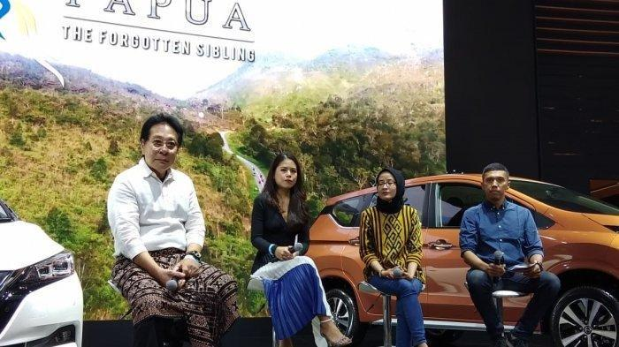 All New Nissan Terra, Kendaraan Tangguh untuk Menjelajah Medan Berat di Papua