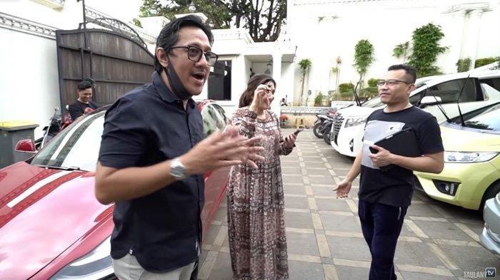 Kesal Andre Taulany DP Rumah Anang Hermansyah, Raffi Ahmad: Lihat Aja, Seminggu Gak Cair Gue Turun