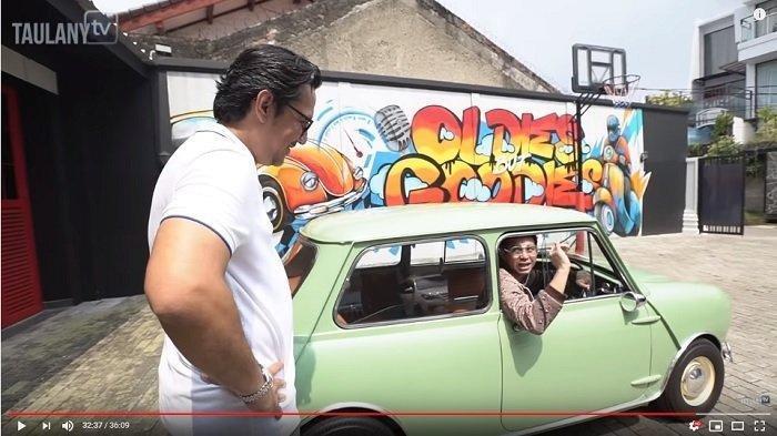 Lihat Kondisi Mini Cooper Rp 700 yang Dibeli Raffi Ahmad, Andre Taulany: Bisa Beli Gak Bisa Rawat