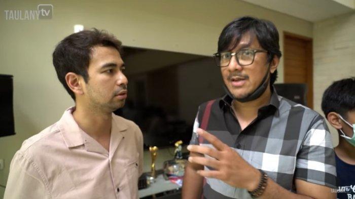 Disebut Sultan Abal-abal, Raffi Ahmad Sindir Acara Talkshow Andre Taulany: Gak Ada yang Suka Dia