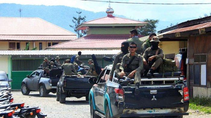 Takut KKB Sudah Todongkan Senjata dan Merampas Makanan, 790 Warga Tembagapura Pilih Mengungsi