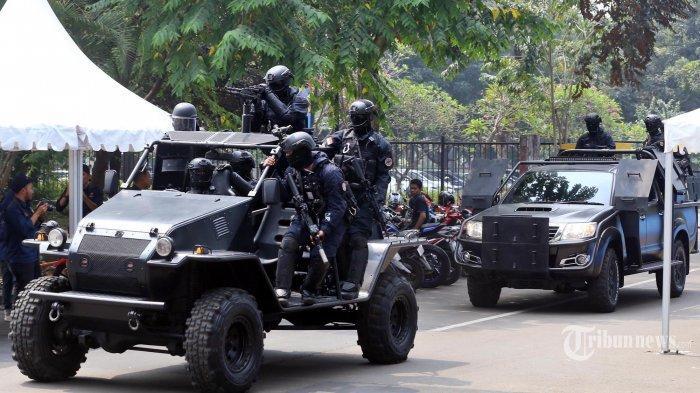 Viral Isu Pasukan Elite Denjaka Tiba di Papua untuk Tumpas KKB, TNI AL: Itu Hoaks