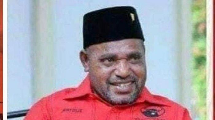 Anggota DPR RI asal Papua Barat, Jimmy Demianus Ijie