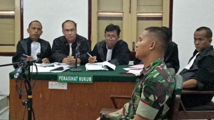 Oknum Tentara yang Ditangkap Bersama Bandar Narkoba dan Sempat Viral Mengaku Fotonya Direkayasa
