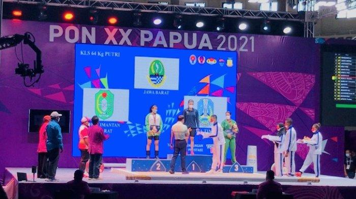 Klasemen Sementara PON XX Papua hingga Hari Ini, Selasa 15 Oktober 2021: Jawa Barat Genggam 96 Emas
