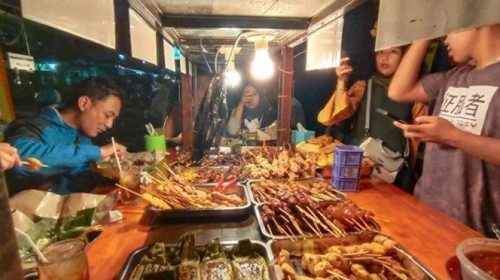 Tempat Nongkrong ala Angkringan Yogyakarta dan Solo Bisa Ditemukan di Kota Jayapura Papua