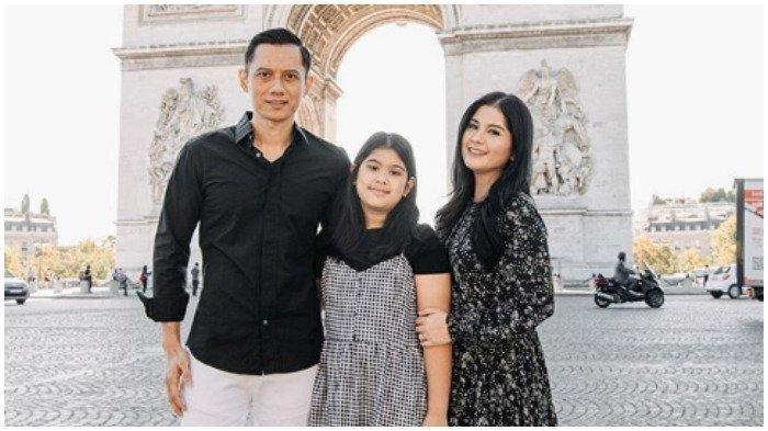 AHY dan Anissa Pohan Main Tik Tok saat Makan, Ini Reaksi SBY saat Melihat Videonya