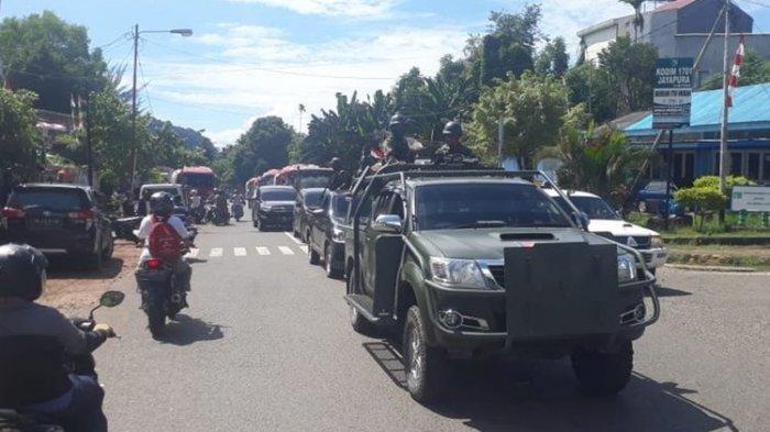 Wakil Ketua Paguyuban Nusantara di Jayapura: Ada Penambahan Pasukan Kita Merasa Lebih Aman