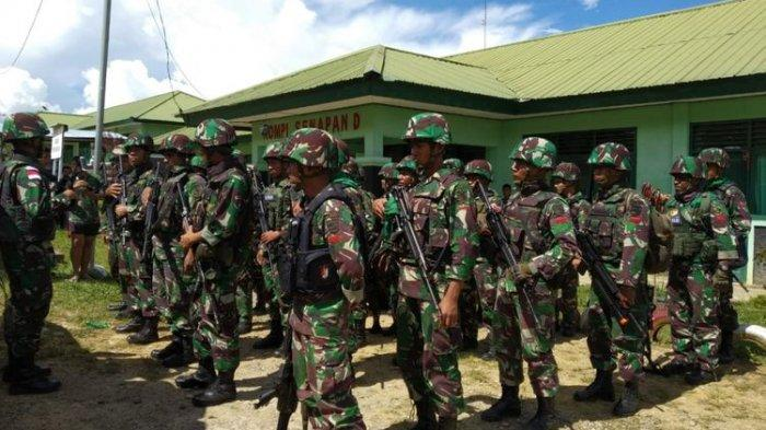 Aparat Siaga Serangan Susulan Pasca-Serangan KKB ke Pos TNI di Tembagapura Papua