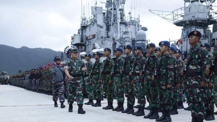 Mayjen I Nyoman Cantiasa Perintahkan Pasukannya Buru dan Tumpas KKB Penyerang POS TNI di Maybrat