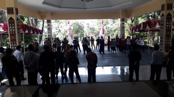 TPID Kota Jayapura Gelar Sidak Harga dan Ketersediaan Pangan di Tiga Lokasi