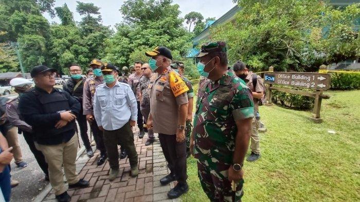 Polisi Sebut KKB Masuk Area Kuala Kencana Malam sebelum Penyerangan: Mereka Kuasai Jalan Tikus