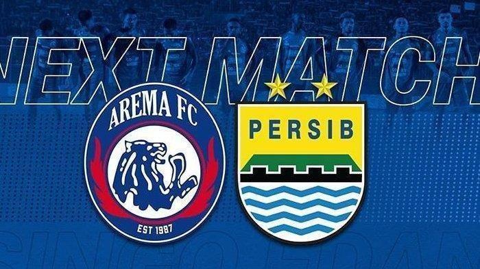 Link Live Streaming Arema FC Vs Persib Bandung di Liga 1 2020, Pukul 15.30 WIB