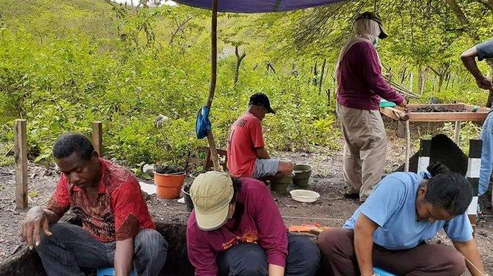 Menelusuri Jejak Manusia Purba di Situs Yomokho JayapuraPapua