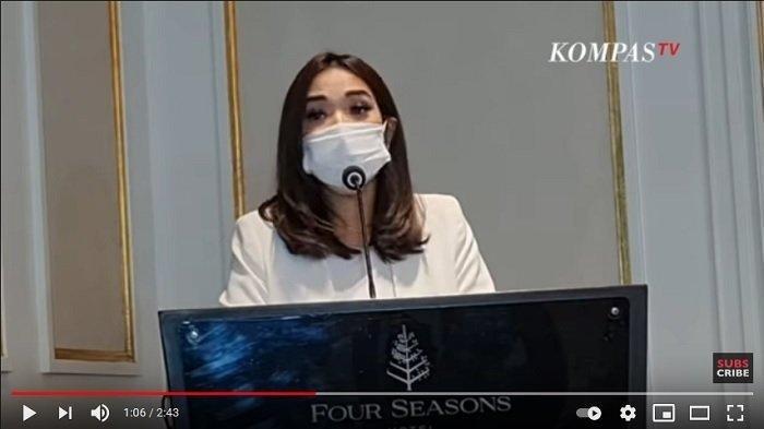 Tampil di Depan Publik, Gisel Minta Maaf soal Video Syurnya: Saya Telah Mengecewakan Banyak Hati