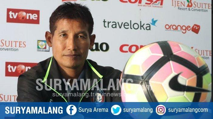 Arema FC Batal Lakoni Laga Uji Coba Lawan Persipura, Asisten Pelatih Ungkap Alasannya